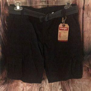 Boys wrangler cargo shorts
